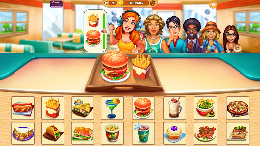 Cook It Best Free Frenzy Cooking Games Madness 1