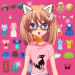 Dress Up Anime Fashion MODs APK Unlimited money Free Download