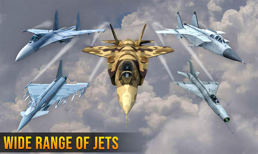 Fighter Jet Air Strike – New 2020 with VR 2