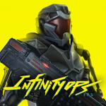 Infinity Ops Cyberpunk FPS  Mod Apk Latest Version Full New Game