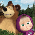 Masha and the Bear Educational Games  Mod Apk Latest version Free Download