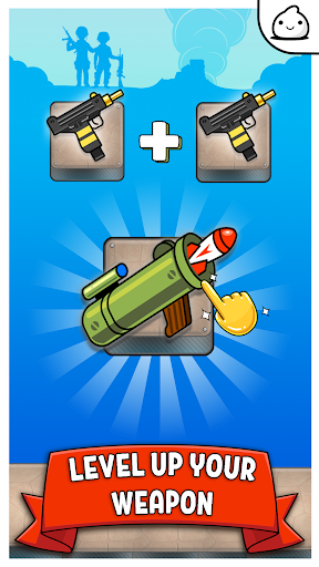 Merge Weapon – Idle and Clicker Game 1