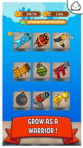 Merge Weapon – Idle and Clicker Game 2