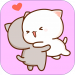 Mochi Peach Cat Stickers for WAStickerApps Mod Apk Free Download