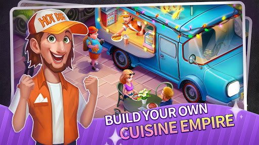 My Restaurant EmpireDecorating Story Cooking Game 1