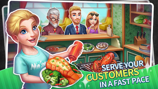 My Restaurant EmpireDecorating Story Cooking Game 2
