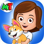My Town: Home Doll house Family Playhouse  Mod Apk Latest version Free Download