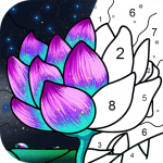 Paint By Number Coloring Book & Color by Number  Mod Apk Latest version Free Download