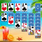 Solitaire TriPeaks Journey Free Card Game Mod Apk Ad free for android