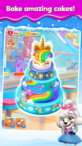 Sweet Escapes Design a Bakery with Puzzle Games 1