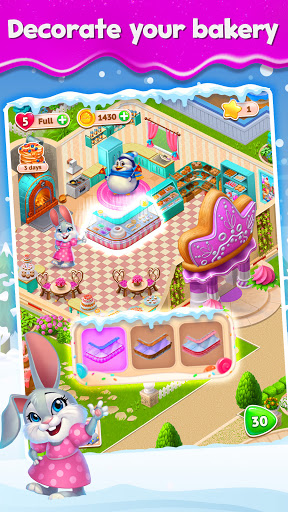 Sweet Escapes Design a Bakery with Puzzle Games 2