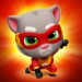 Talking Tom Hero Dash MOD free purchases Download Latest version