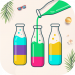 Watery Bottle Water Color Sort Puzzle Game  Mod Apk Free Download