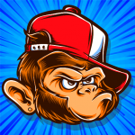 Monkey Games: Offline games that do not require WiFi mode apk