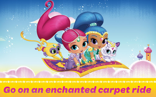 Shimmer and Shine Carpet Ride 1